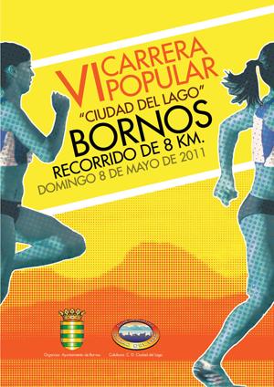 Cartel VI Carrera Popular